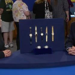 Paul on Antiques Roadshow