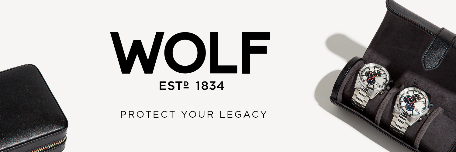 Radcliffe Jewelers Wolf Designs
