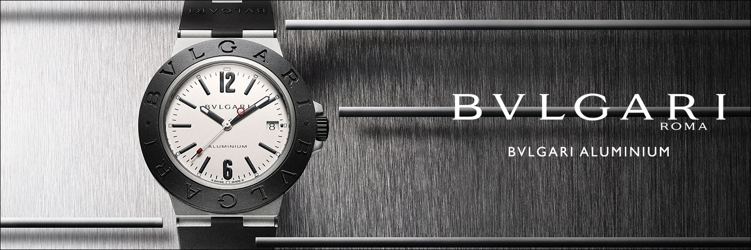 Radcliffe Jewelers Bvlgari Watches