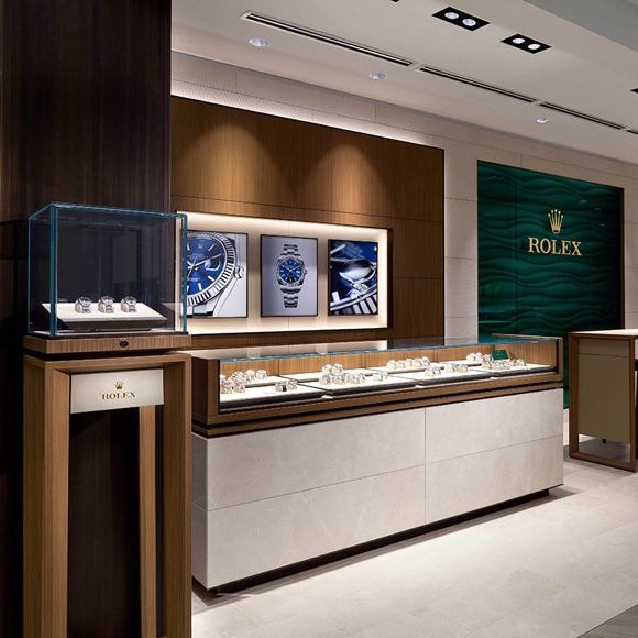 Rolex at Radcliffe Jewelers