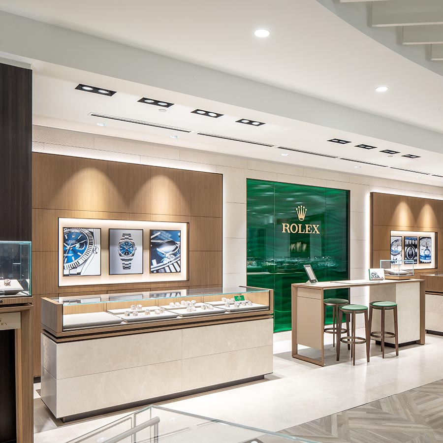 Radcliffe Jewelers Rolex History